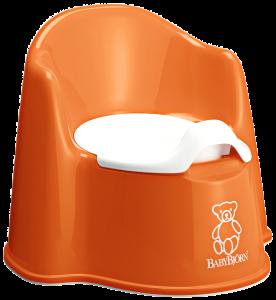 Pottstol Orange - BABYBJÖRN Shop